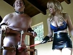 Mix of several hot femdom videos